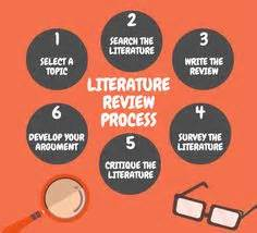 Literature review about social media