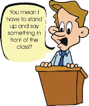Oral presentation of revised essay